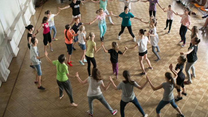 Zajęcia choreograficzne